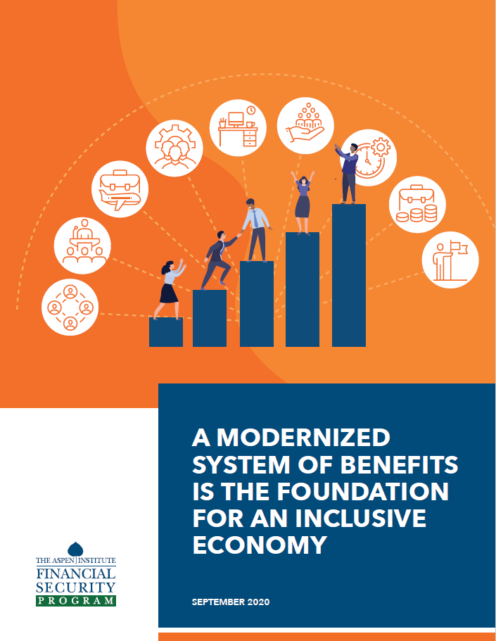 Benefits21: A Modernized System of Benefits