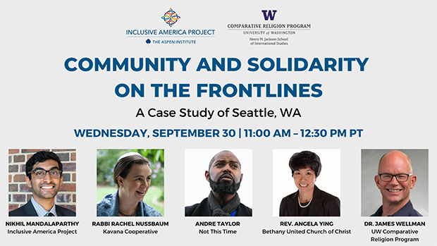 Community and Solidarity on the Frontlines