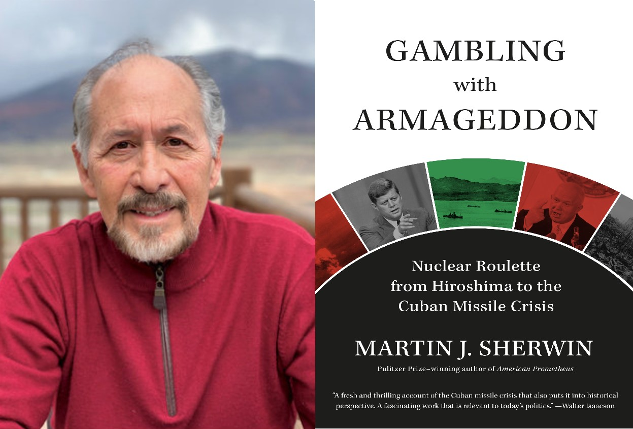 Gildenhorn Book Talk with Martin Sherwin