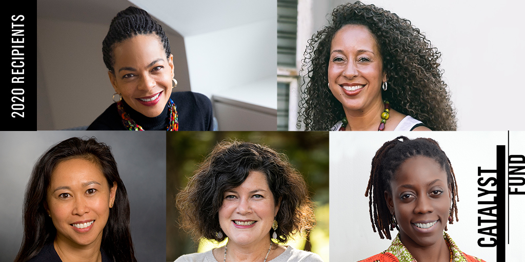 Catalyzing Impact to Address Entrenched Inequities | Announcing the 2020 Recipients of the McNulty Prize Catalyst Fund