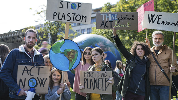 For Gen Z, Climate Change is a Clear and Present Danger to our Planet