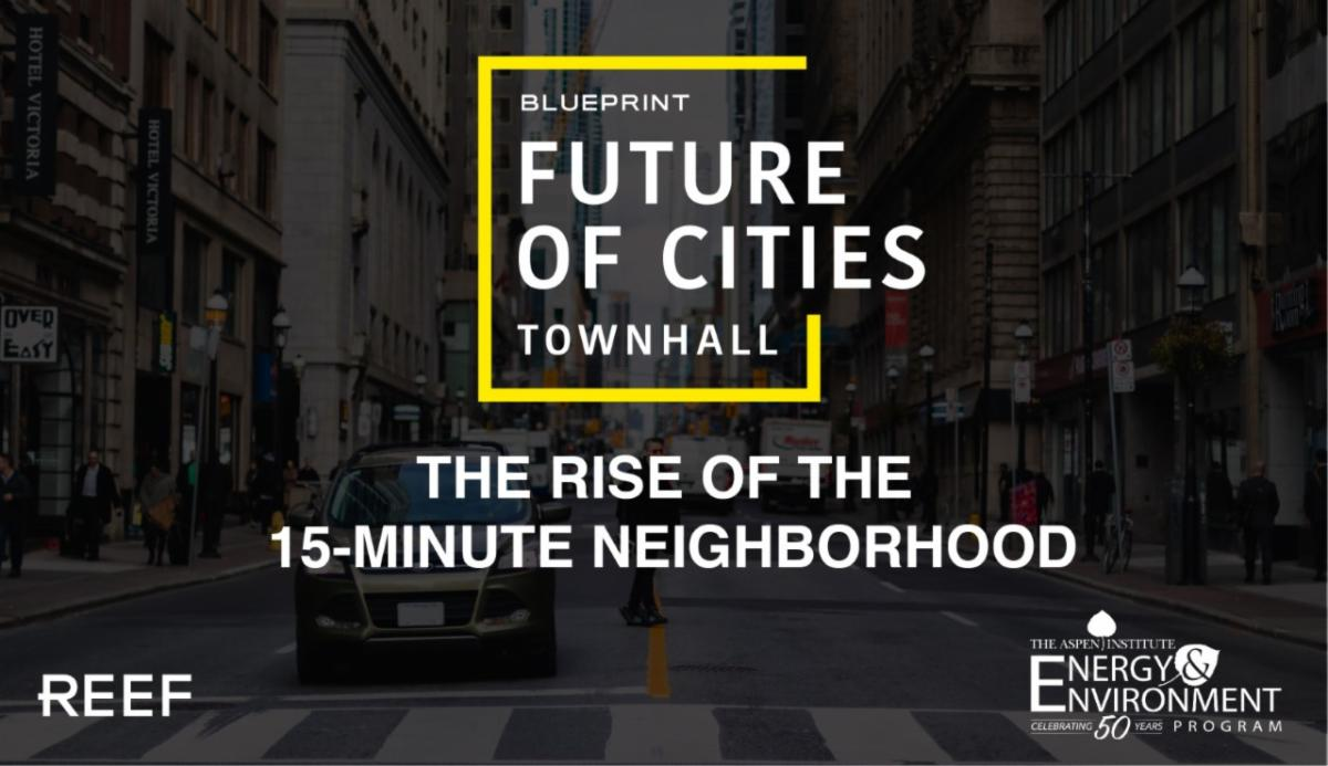 The Rise of the 15-Minute Neighborhood
