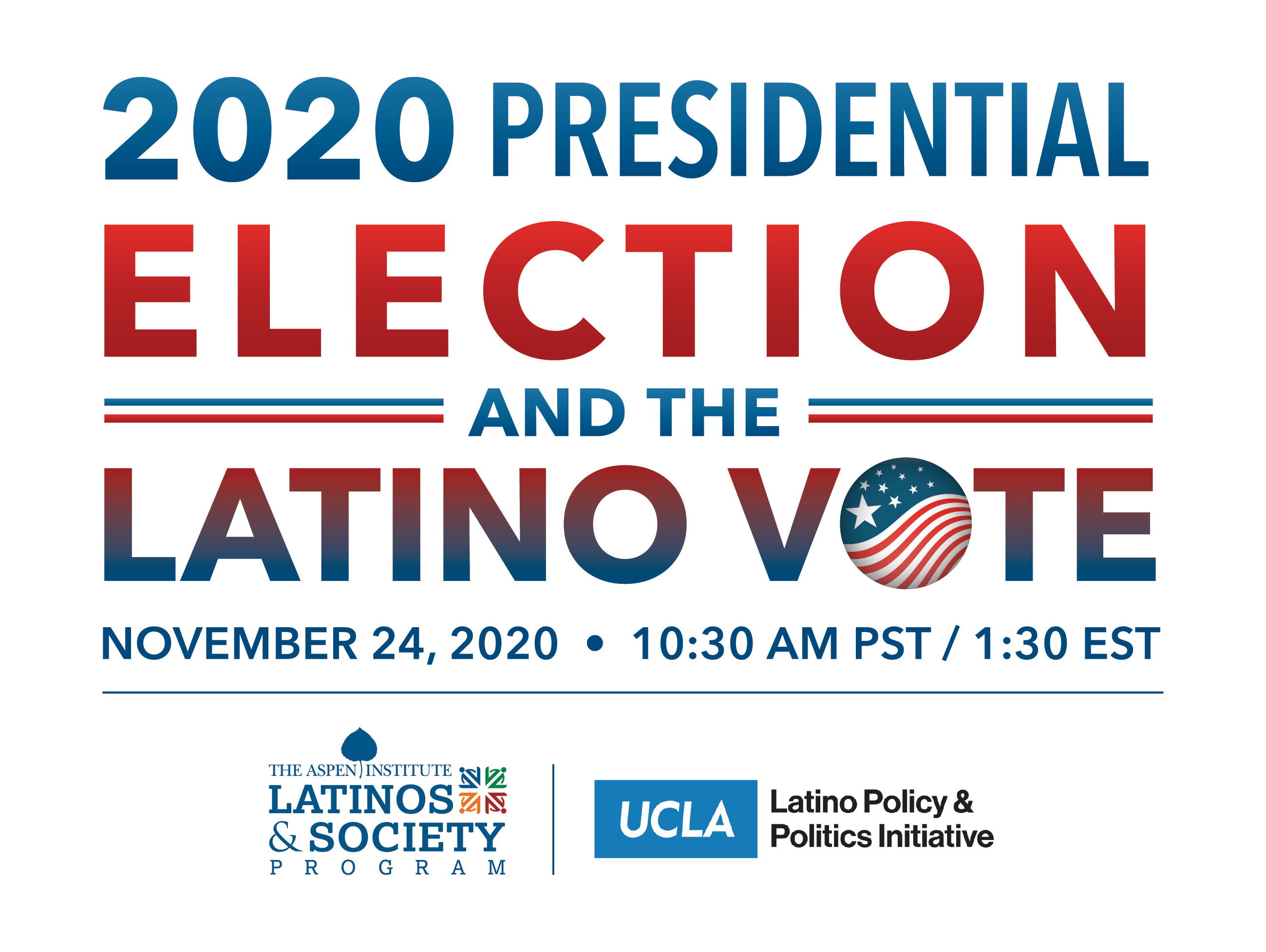 The 2020 Presidential Election & the Latino Vote