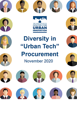 Diversity in Urban Tech Procurement