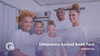 Entrepreneur Backed Assets (EBA) Fund. ebafund.org