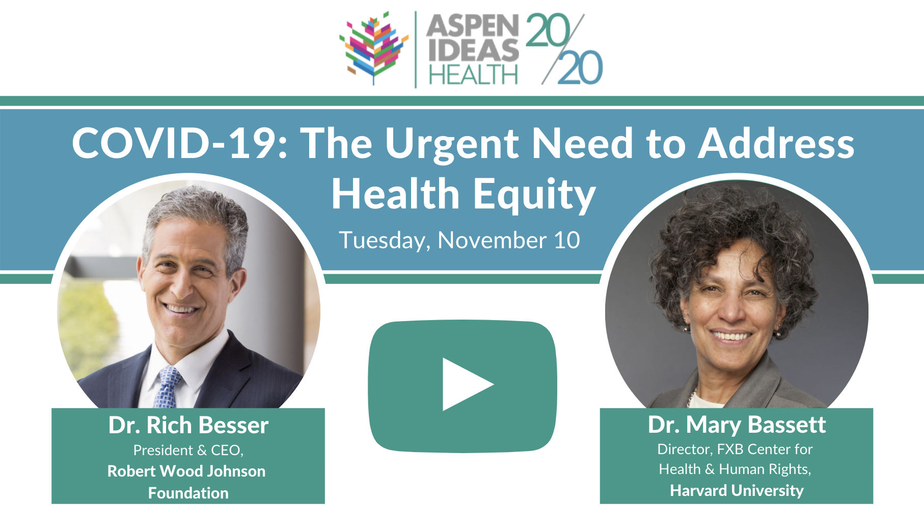 The Urgent Need to Address Health Equity in the Age of COVID