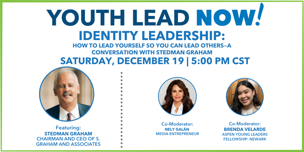 Youth Lead Now! Identity Leadership: How to Lead Yourself So You Can Lead Others