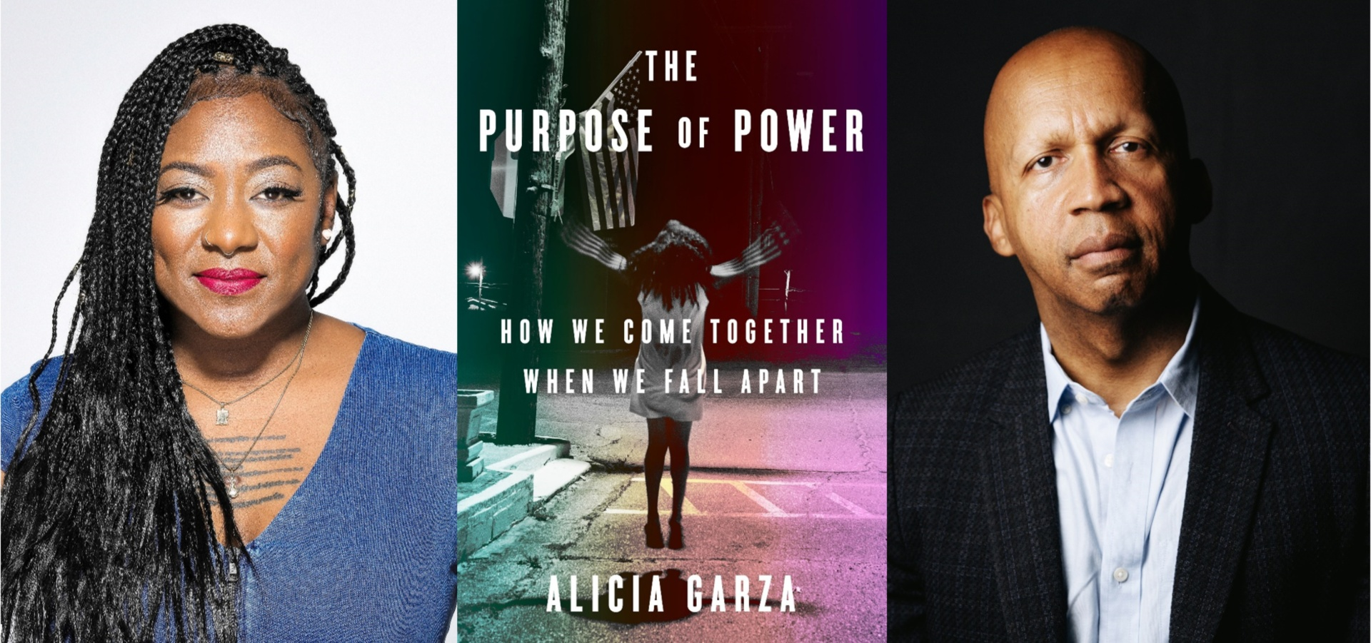 Gildenhorn Book Talk with Alicia Garza