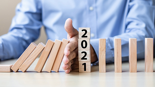 Predictions for Business & Society in 2021