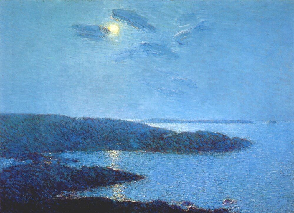 Clair de Lune Music by Claude Debussy and Poem by Paul Verlaine