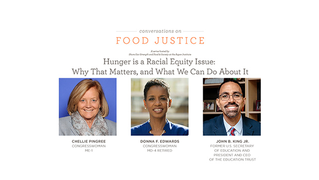 Hunger is a Racial Equity Issue
