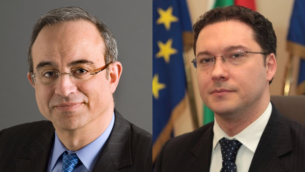 Daniel Mitov and Marwan Muasher In Conversation