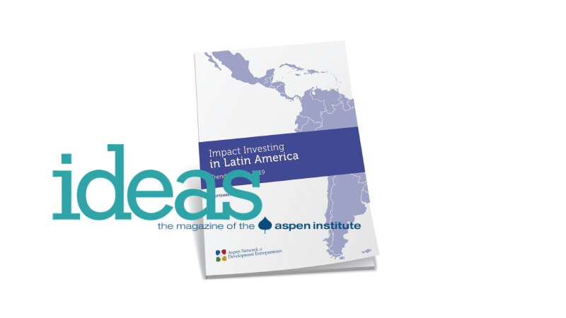 Joint Venture: Profit and Purpose in Latin America