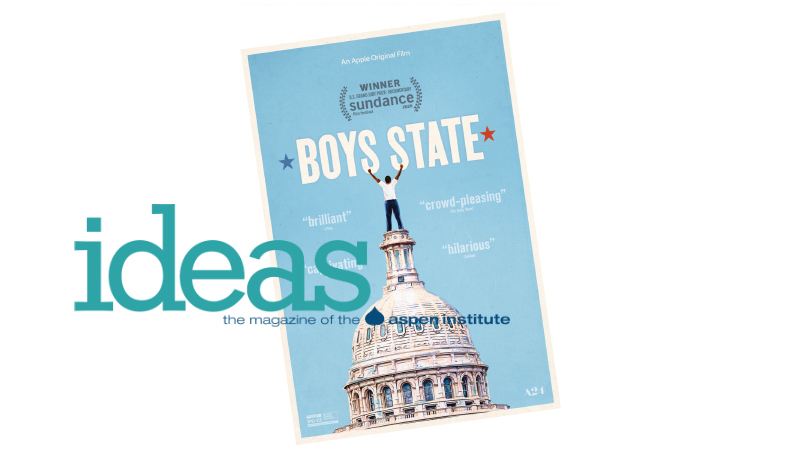IDEAS: the Magazine of the Aspen Institute