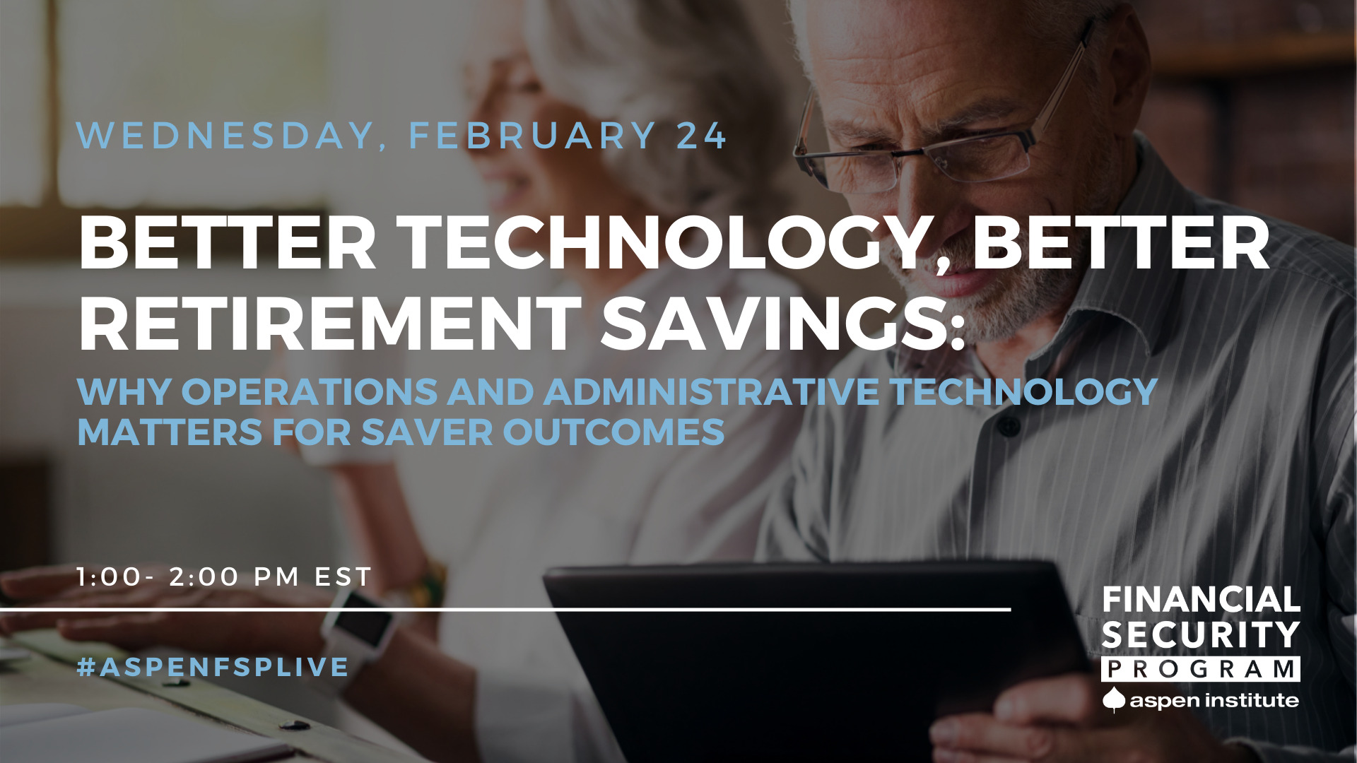 Better Technology, Better Retirement Savings: Why Operations and Administrative Technology Matters for Saver Outcomes