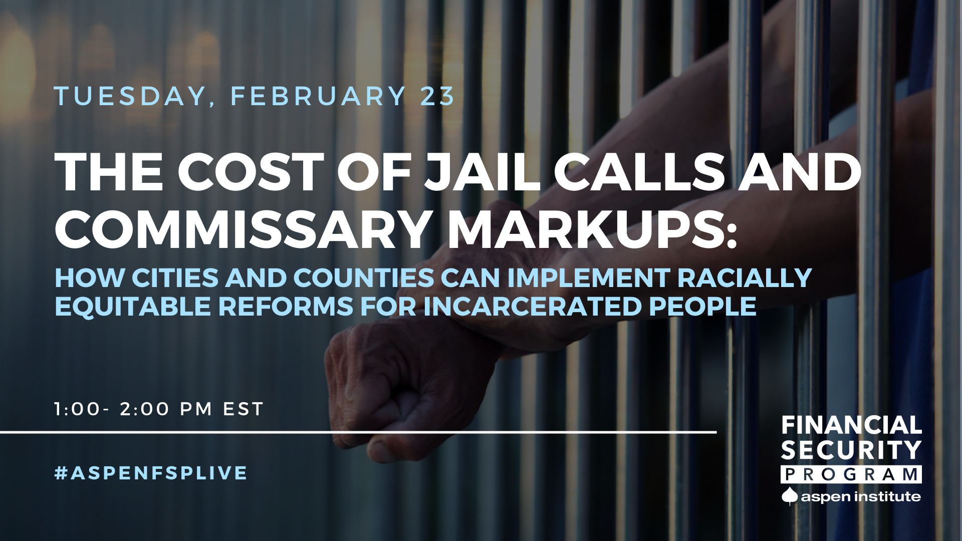 The Cost of Jail Calls and Commissary Markups: How Cities and Counties can Implement Racially Equitable Reforms for Incarcerated People
