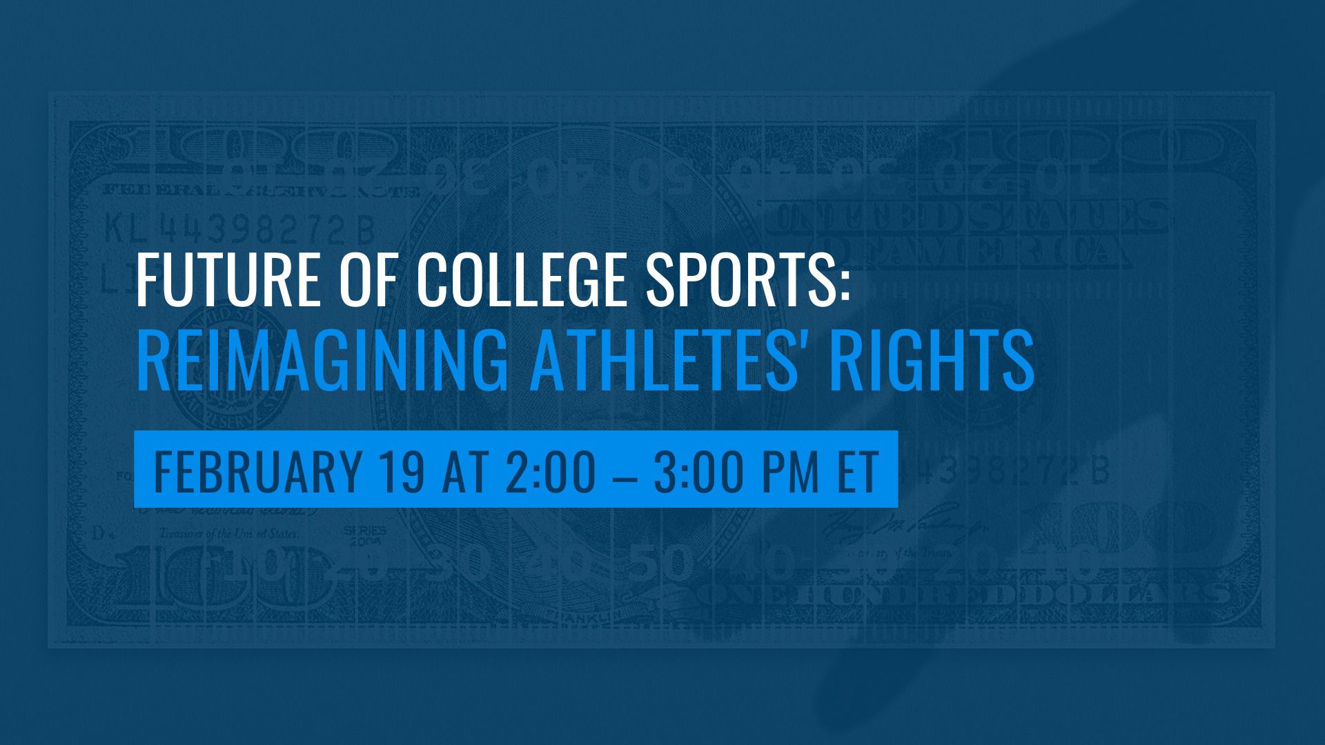 Future of College Sports: Reimagining Athletes' Rights