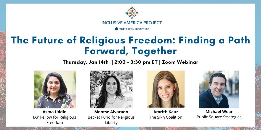 The Future of Religious Freedom