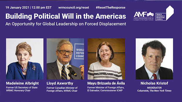 Building Political Will in the Americas: An Opportunity for Global Leadership on Forced Displacement