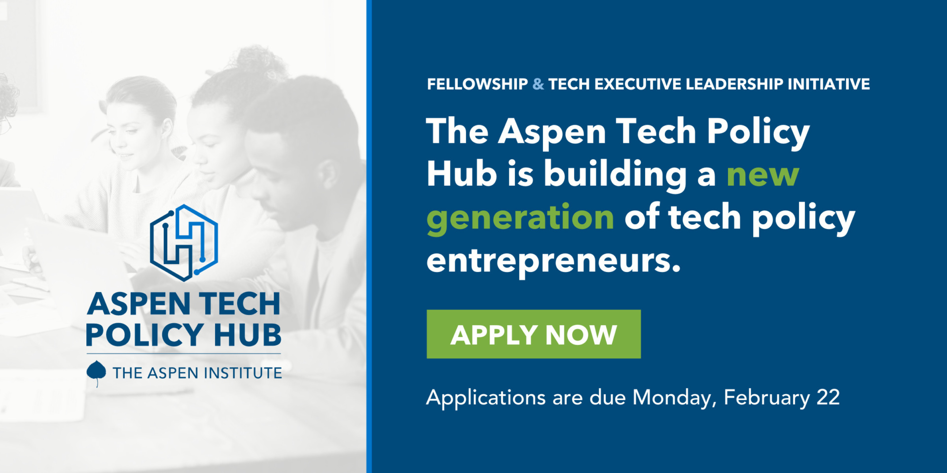 Tech Policy Hub Recruitment Webinar