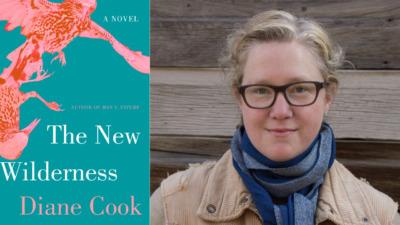 Author Diane Cook