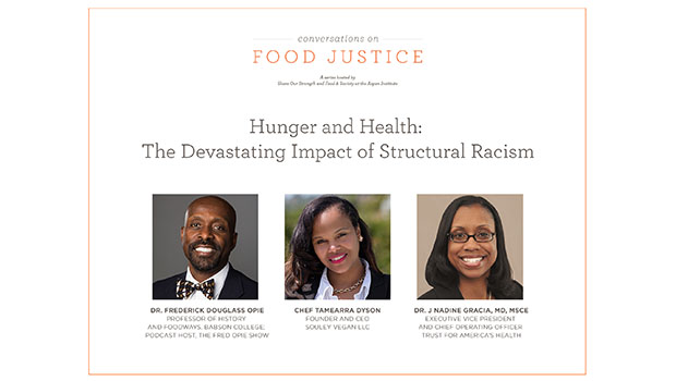 Hunger and Health: The Devastating Impact of Structural Racism