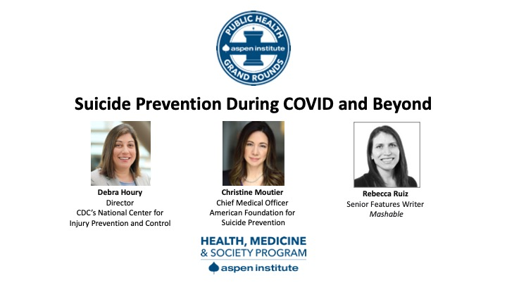 Suicide Prevention During COVID and Beyond