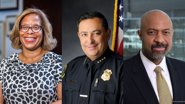 Great Leaders Series: Policing and Justice Reform