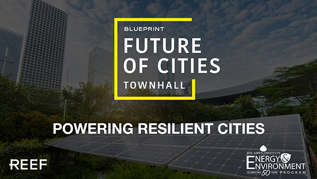 Powering Resilient Cities