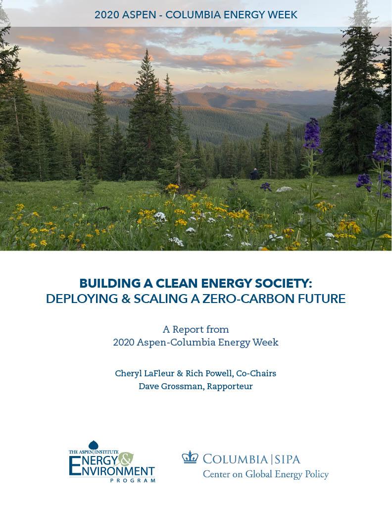 2020 Energy Week Report