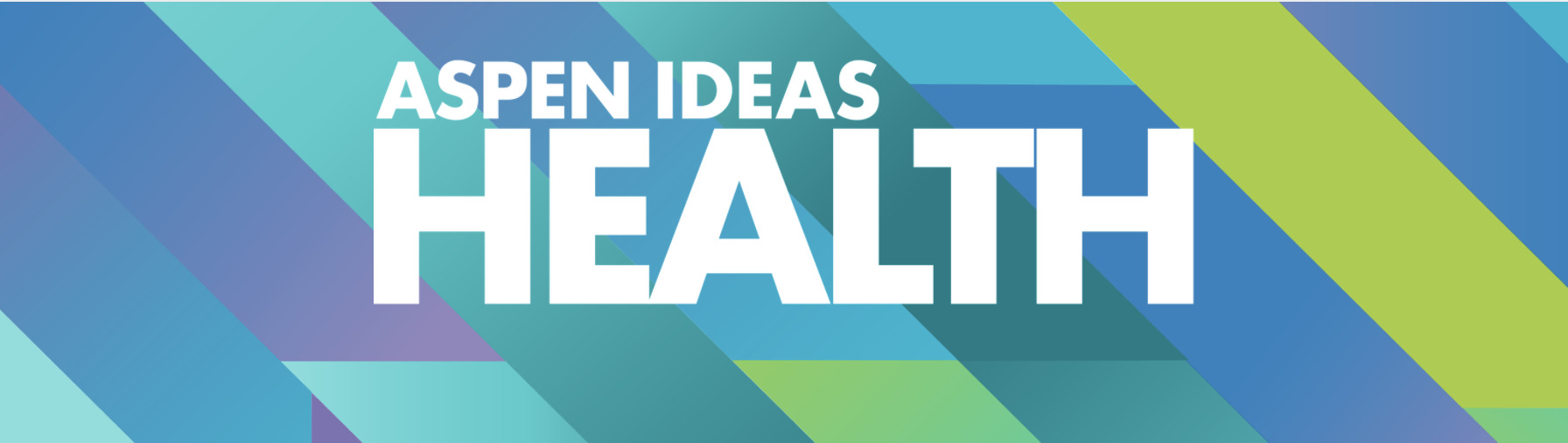 You're Invited to Aspen Ideas: Health 2021!