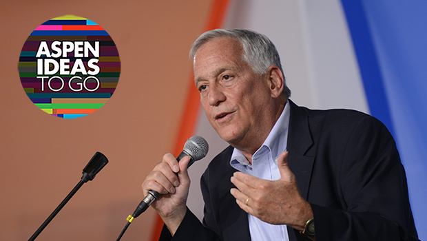 Walter Isaacson on the Next Great Innovation Revolution