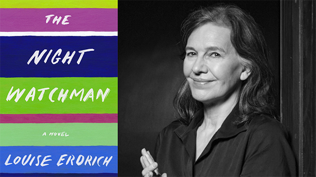 Louise Erdrich Is Fighting for Our Democracy
