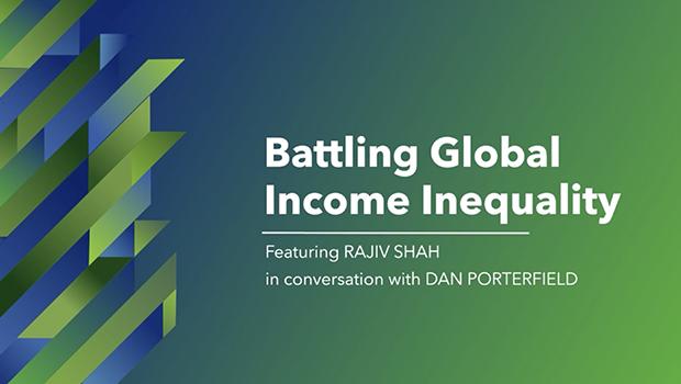 Battling Global Income Inequality