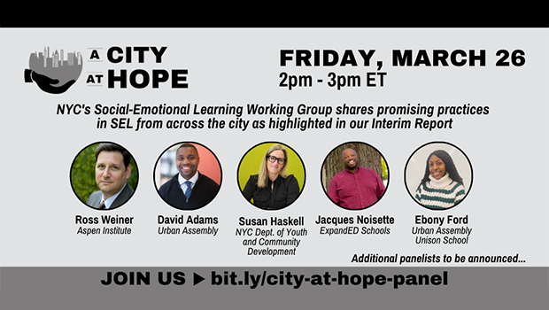 A City at Hope: SEL & Education in New York City