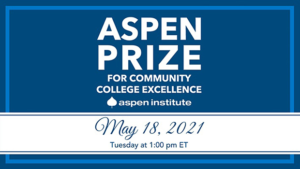 Aspen Prize for Community College Excellence Virtual Award Ceremony