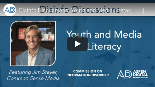 Youth and Media Literacy