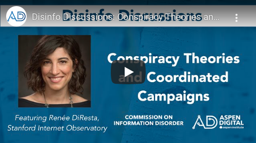 Conspiracy Theories and Coordinated Campaigns