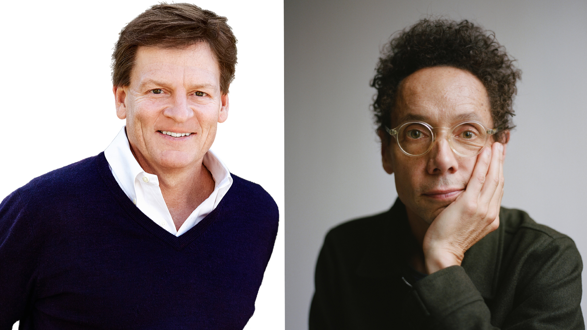 Michael Lewis & Malcolm Gladwell in conversation