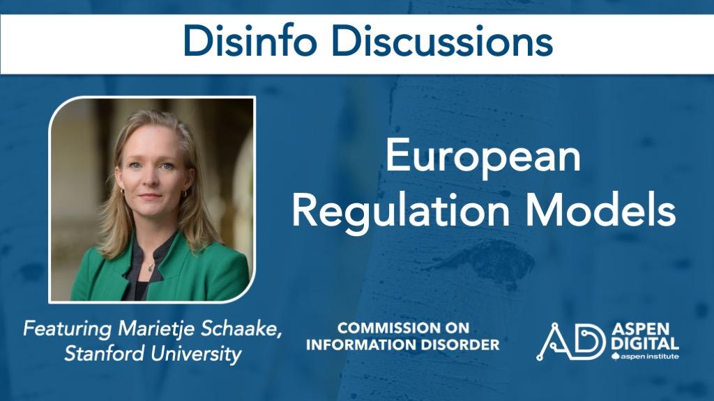 European Regulation Models