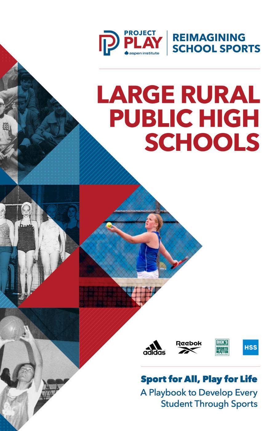 School Sports: Large Rural