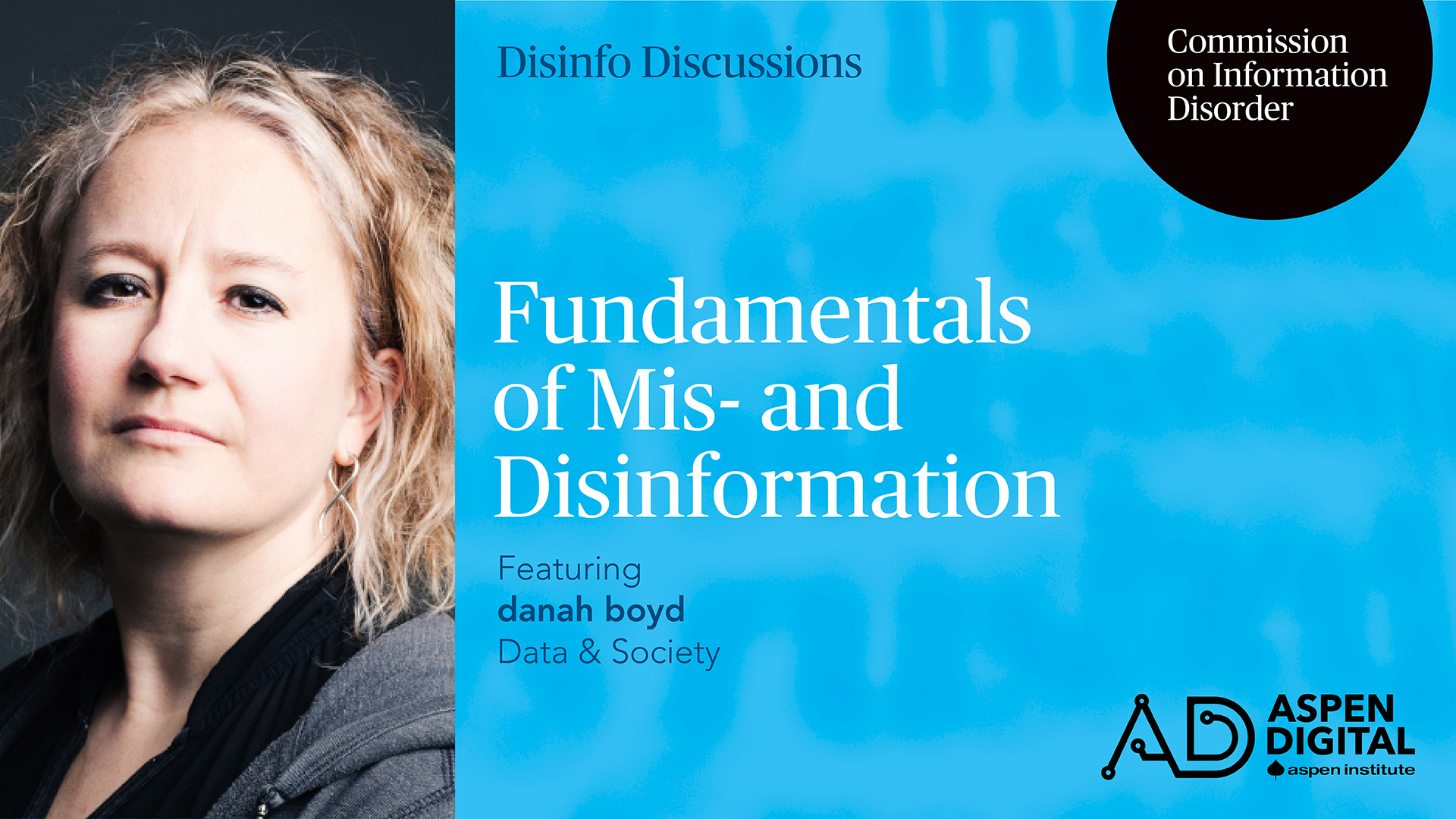 Fundamentals of Mis- and Disinformation