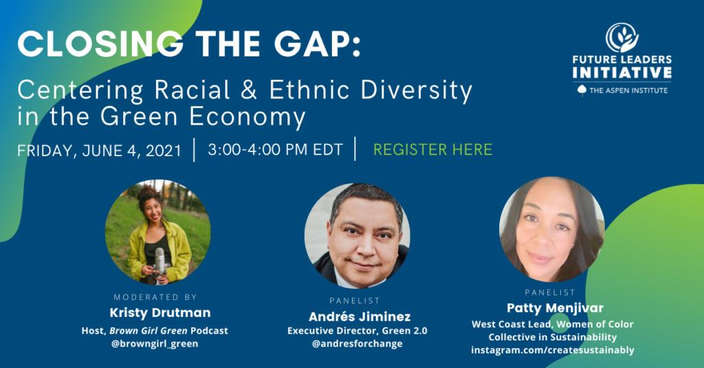 Register for Closing the Gap Event