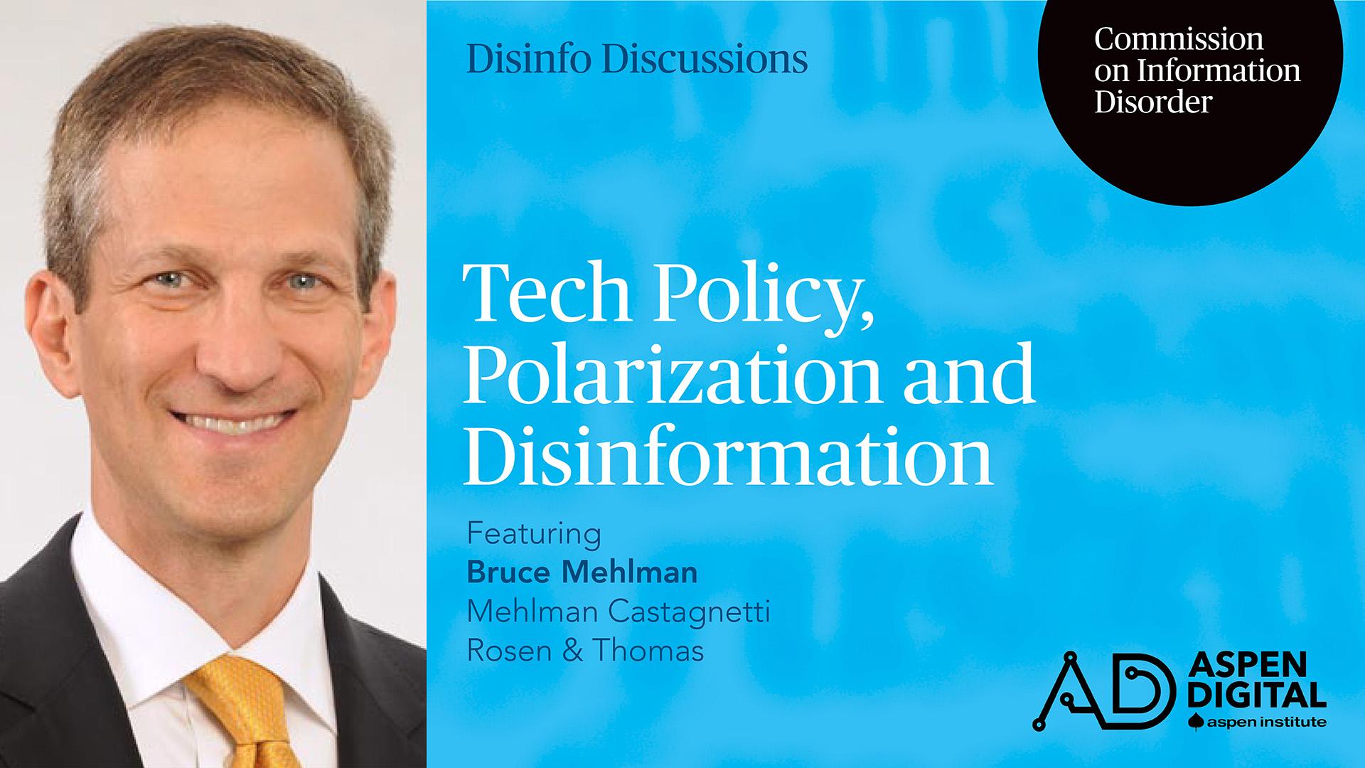 Disinformation, Technology & Polarization