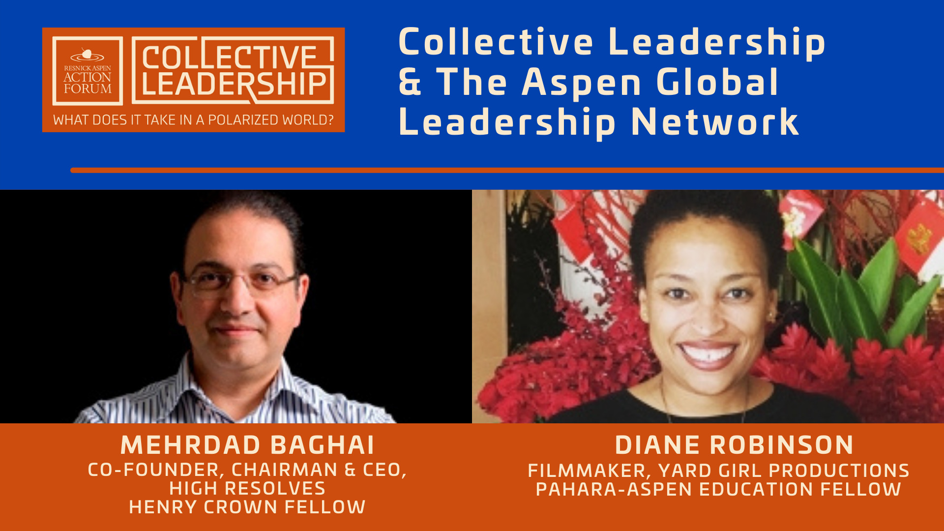 Collective Leadership and the Aspen Global Leadership Network