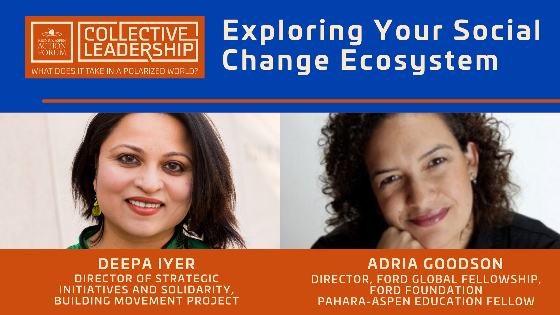 Exploring Your Social Change Ecosystem
