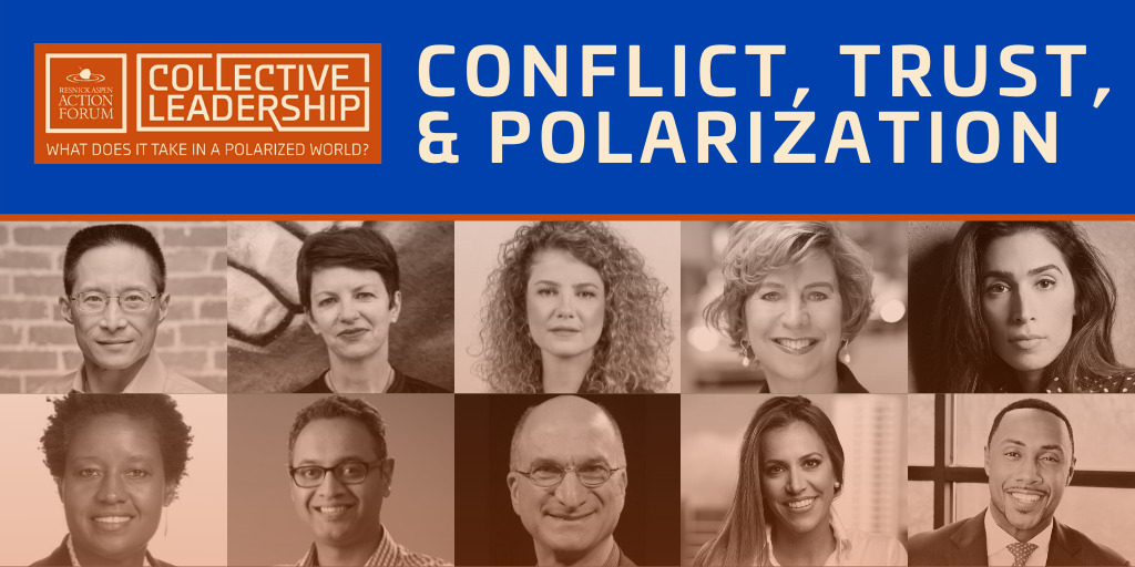 Collective Leadership: Conflict, Trust, and Polarization