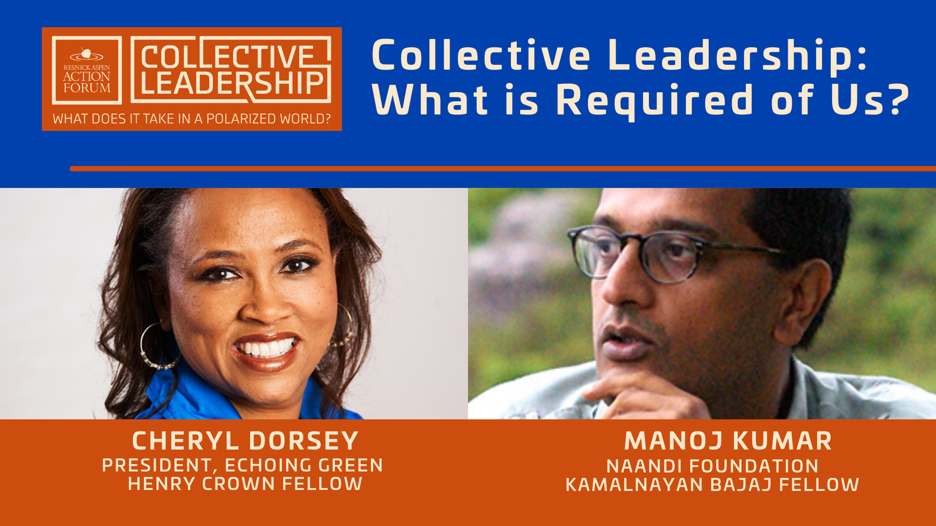 Collective Leadership: What is Required of Us?