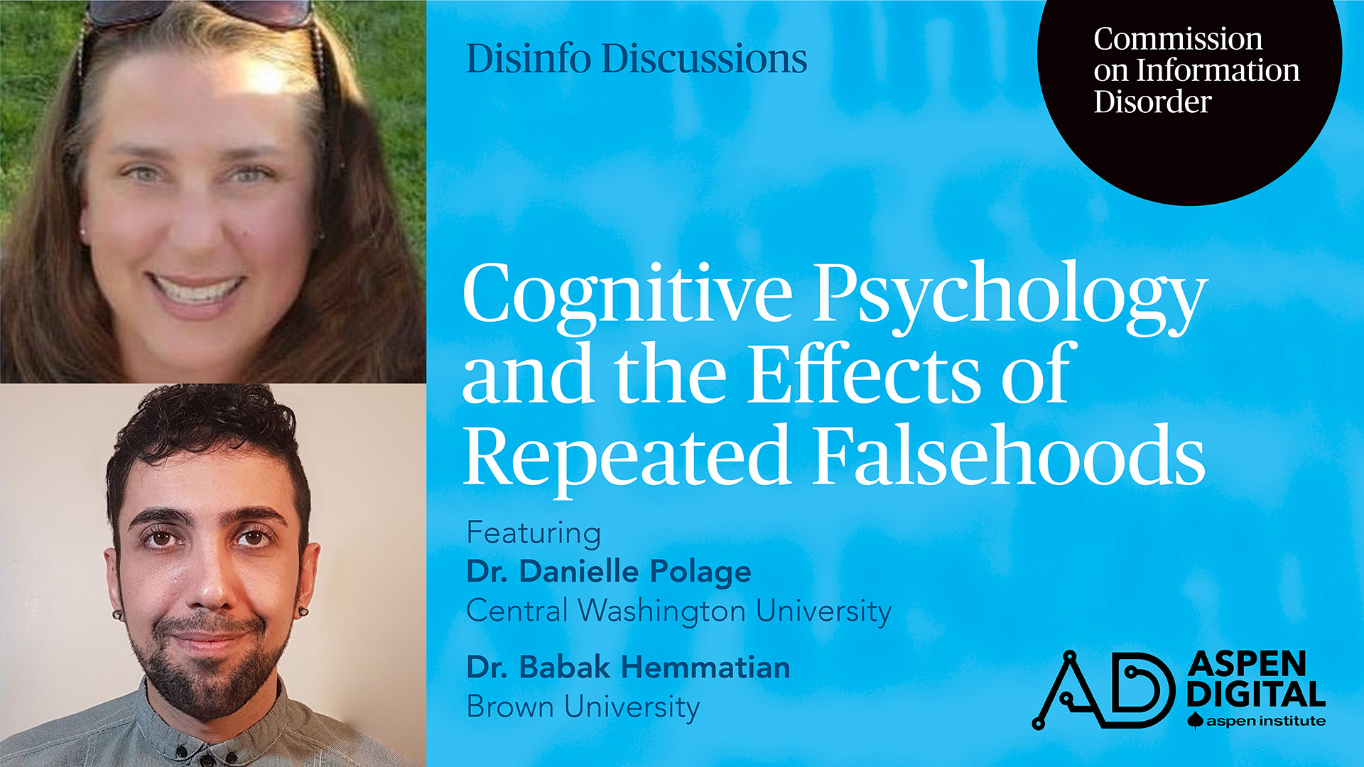 Cognitive Psychology and Repeated Falsehoods