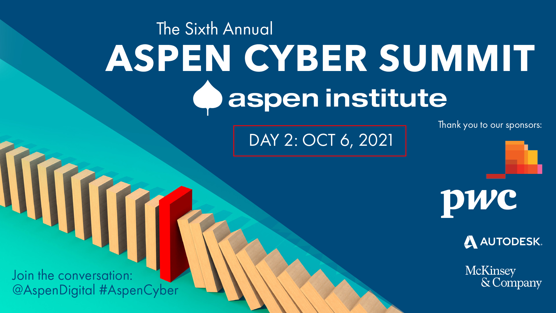 2021 Aspen Cyber Summit – Day 2